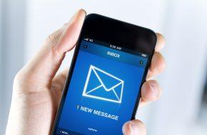 envoi SMS